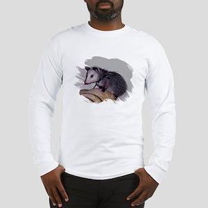 Baby Possum Long Sleeve T-Shirt