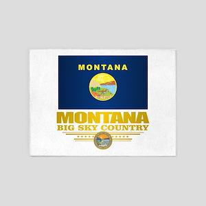 Montana Pride 5'x7'Area Rug