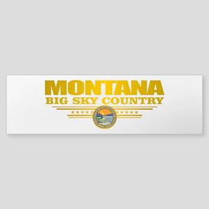 Montana Pride Bumper Sticker
