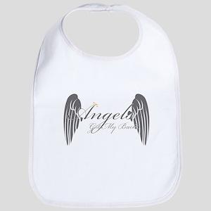 Angels Got My Back Bib