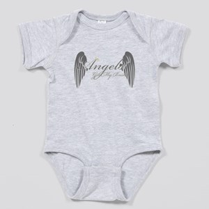 Angels Got My Back Baby Bodysuit