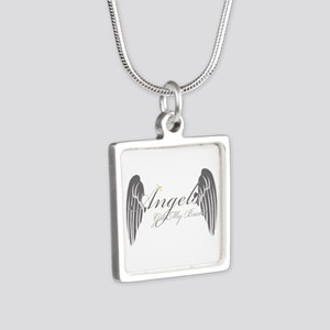 Angels Got My Back Necklaces