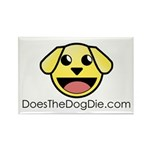 Doesthedogdie.com Magnets