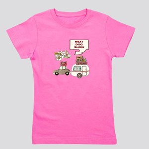 Next Dog Show Girl's Tee