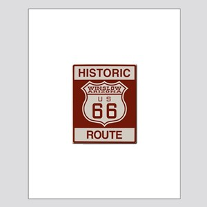 Winslow Historic Route 66 Posters