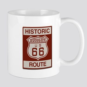 Winslow Historic Route 66 Mug
