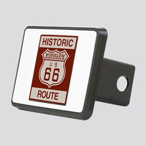 Winslow Historic Route 66 Hitch Cover