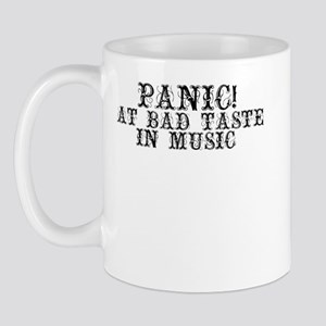 Panic! at bad taste Mug
