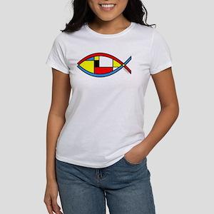 Colorful Fish Women's T-Shirt