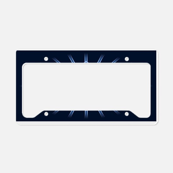 Psalm 3:3 Shield License Plate Holder
