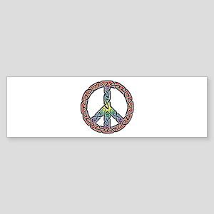 Alternate Peaces Bumper Sticker