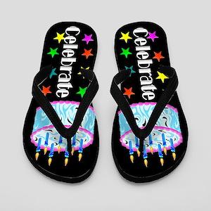 LUSH BIRTHDAY Flip Flops