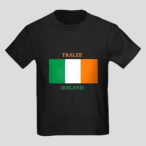 Tralee Ireland Kids Dark T-Shirt