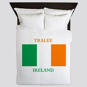 Tralee Ireland Queen Duvet