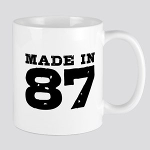Made In 87 Mug