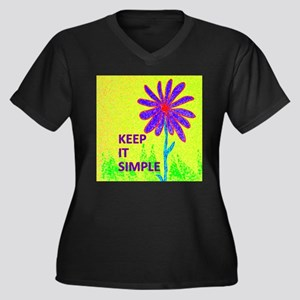 Wildflower Keep It Simple Plus Size T-Shirt