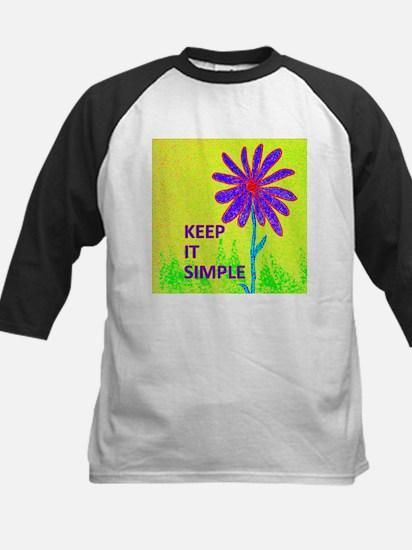 Wildflower Keep It Simple Baseball Jersey