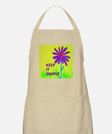 Wildflower Keep It Simple Apron