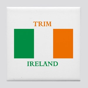 Trim Ireland Tile Coaster