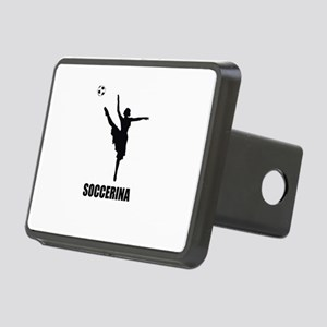Soccerina Hitch Cover