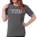 Tae Kwon Do TKD Womens Comfort Colors® Shirt