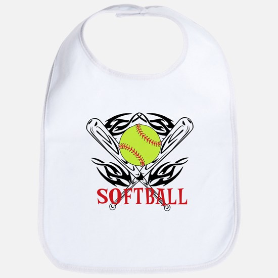 Softball Tribal Bib