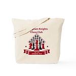 Bellingham Knights Chess Club Tote Bag
