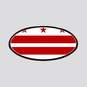 Washington DC Flag Patches