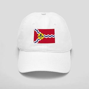 St Louis Flag Baseball Cap