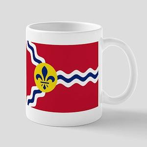 St Louis Flag Mug