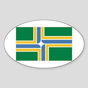 Portland Flag Sticker