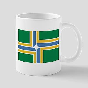 Portland Flag Mug