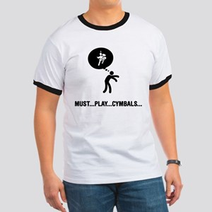 Bass Cymbal Player Ringer T