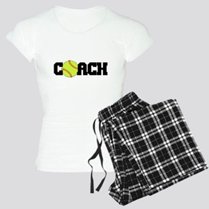 Softball Coach Pajamas