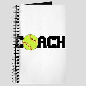 Softball Coach Journal