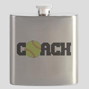 Softball Coach Flask