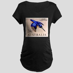 1966 Australia Azure Kingfisher Postage Stamp Mate