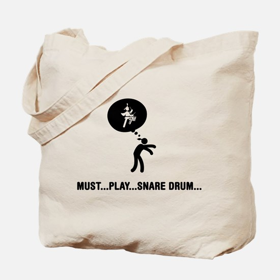Snare Drummer Tote Bag