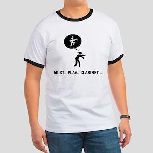 Clarinet Player Ringer T