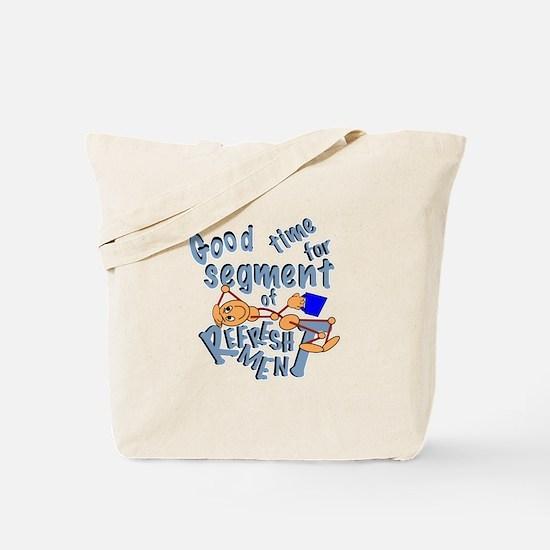 Cute Refreshment Tote Bag
