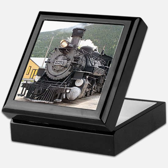 Steam train engine Silverton, Colorado, USA 8 Keep