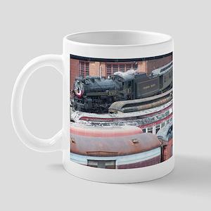 Steamtowm Steam Mug