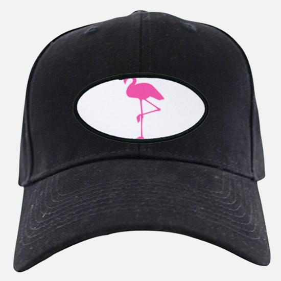 Pink Flamingo Baseball Hat