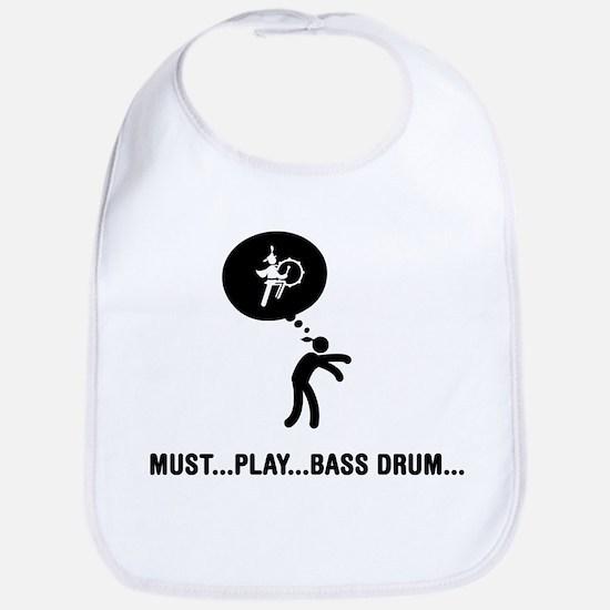 Bass Drummer Bib