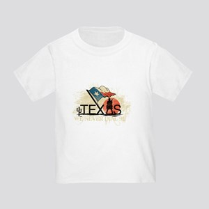Don't mess with Texas Toddler T-Shirt