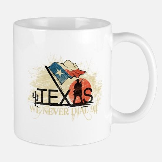 Don't mess with Texas Mug