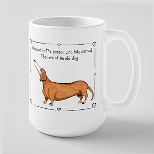 Old dog Love Mug