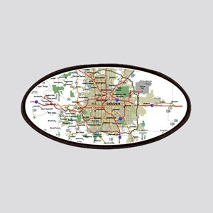 Denver Map Patches