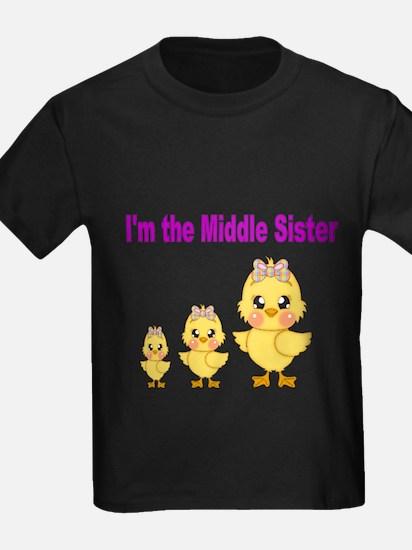 Im the little sister 3 T-Shirt