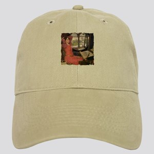 """I Am Half-Sick Of Shadows"", Khaki Cap"